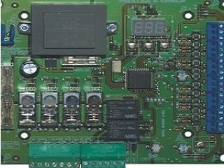Cp93 Dual Ac Motor Controller Centurion Gate Motors
